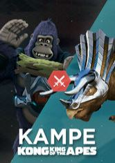 Kampe – Kong: King of the Apes