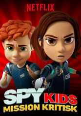 Spy Kids: Mission Kritisk