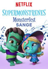 Supermonstrenes monsterfest
